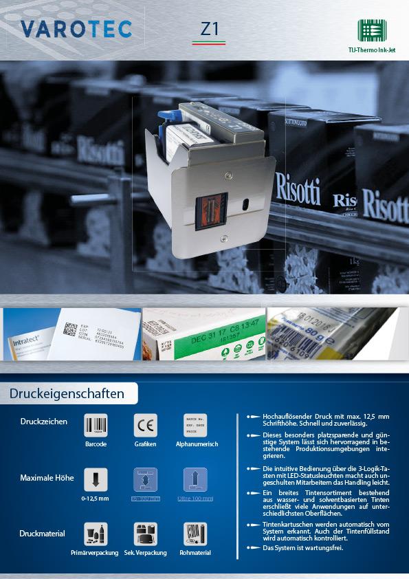 Ink-Jet Z1 PDF